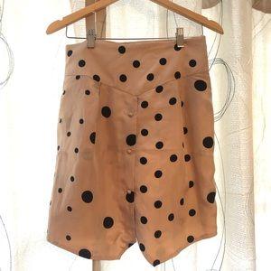 Vintage Dolce Vita skirt